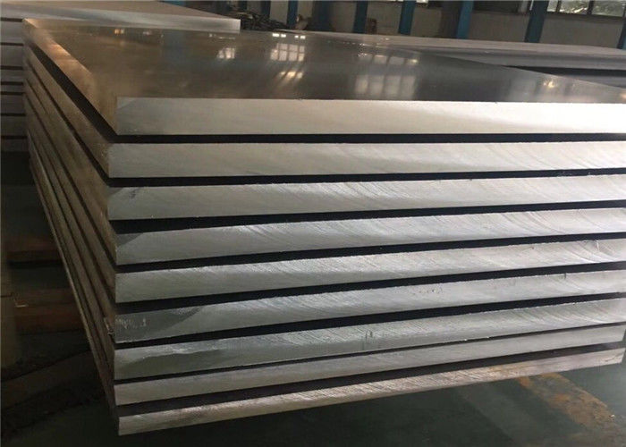 High Strength 7a04 Aircraft Grade Aluminum , Anti Corrosion Thin Aluminum Sheet