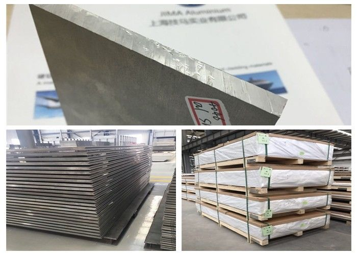 6009 T4 Automotive Aluminum Sheet High Temperature / Rupture Resistance